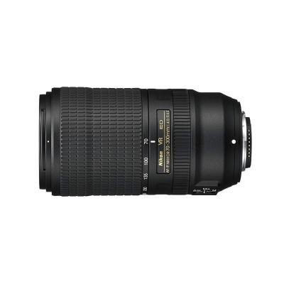Nikon AF-P 70  300 mm f 4.5  5.6E ED VR Teleobjetivo para DSLR