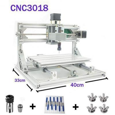 TopDirect DIY CNC Router Engraving Machine