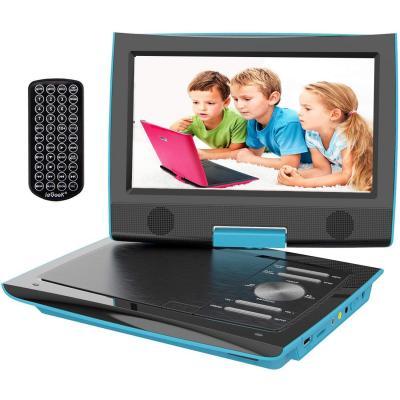 IeGeek Reproductor DVD Portátil Coche Niños con Pantalla HD 9.5 TFT LCD