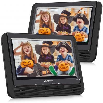 Pumpkin Dvd Portatil