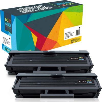 Do it Wiser 2 Tóner Compatibles MLT-D111S para Samsung Xpress M2026W