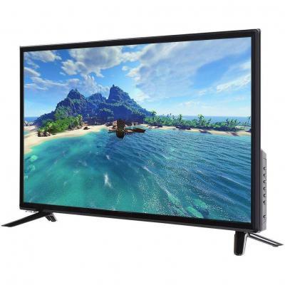 Wocume TV Ultra-Thin Big Screen 4k HD LCD Television Resolución de 32 Pulgadas 1920