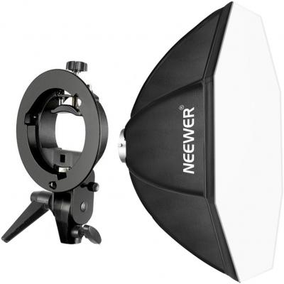 Neewer 80x80-centímetro Speedlite Octagonal Softbox