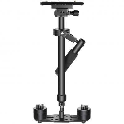 Neewer estabilizador Manual de aleación de Aluminio con Placa de liberación rápida Tornillo 1 4 de Pulgada para Canon Nikon Sony y videocámaras DSLR Video masiimo 3 kg