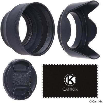 Mejor Tapa Objetivo Nikon 18 55