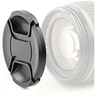 Cellonic Tapa Objetivo Frontal Compatible Con Nikon Af-s 18-55
