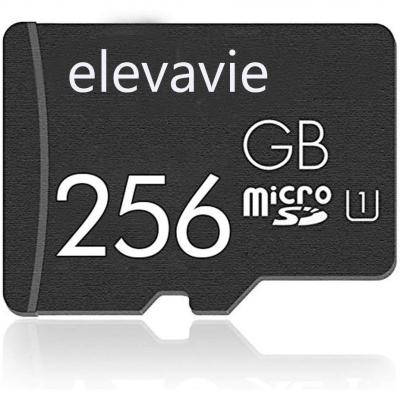 Elevavie Tarjeta de Memoria 256GB Micro SD de Memory Card para Teléfono