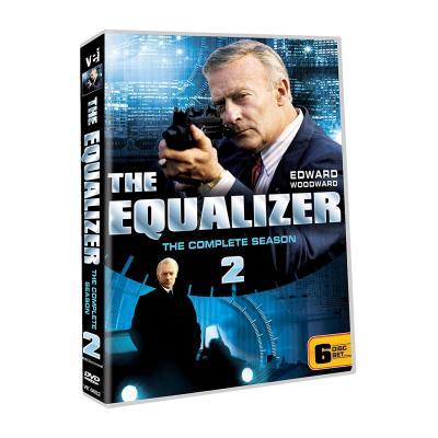 Equalizer: Complete Season 2 Edizione: Stati Uniti