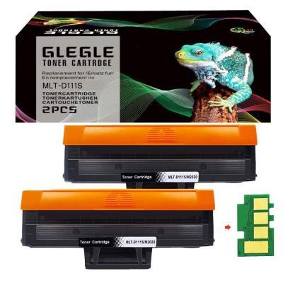 Glegle Mlt-d111l Mlt-d111s Cartucho De Tóner Compatible Para Samsung Mlt-d111s D111s Con Samsung Xpress Sl-m2026w M2020w M2070