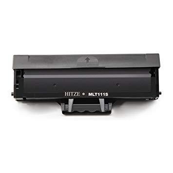Hitze Mlt D111s Cartucho De Toner Negro Compatible Para Samsung Mlt-d111l Xpress M2070