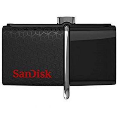 Memoria Flash USB 3.0 SanDisk Ultra Dual de 64 GB
